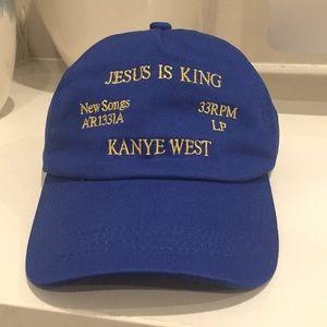 Jesus is King Kanye West Dad Hat